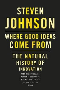 Where Good Ideas Come From Cover