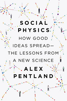 Social Physics Book Cover